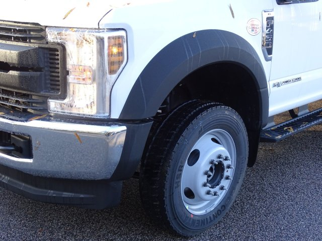 2019 F-450 Crew Cab DRW 4x4,  Reading SL Service Body #T989246 - photo 8