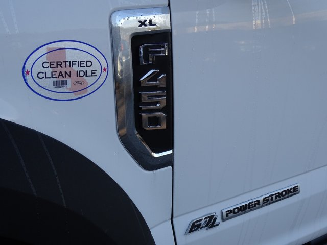 2019 F-450 Crew Cab DRW 4x4,  Reading SL Service Body #T989246 - photo 10