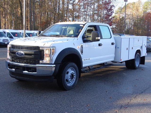 2019 F-450 Crew Cab DRW 4x4,  Reading SL Service Body #T989246 - photo 1