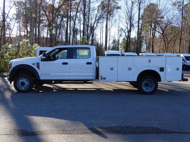 2019 F-450 Crew Cab DRW 4x2,  CM Truck Beds Service Body #T989317 - photo 5