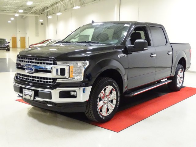 2019 F-150 SuperCrew Cab 4x4,  Pickup #T989549 - photo 1