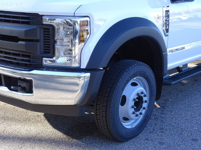 2019 F-450 Crew Cab DRW 4x2,  Reading Service Body #T989552 - photo 8