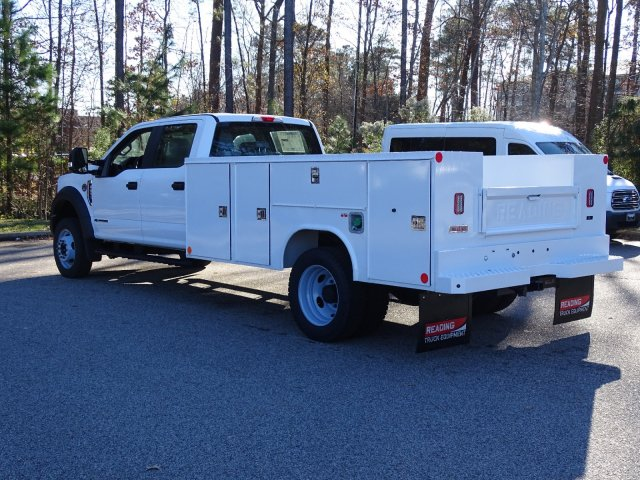 2019 F-450 Crew Cab DRW 4x2,  Reading Service Body #T989552 - photo 4