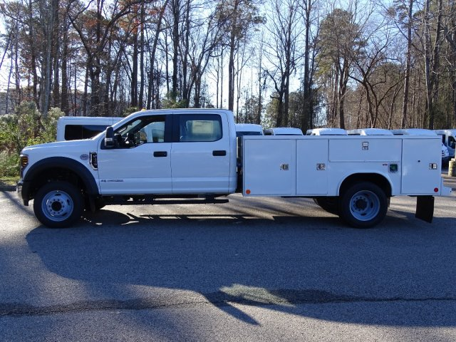 2019 F-450 Crew Cab DRW 4x2,  Reading Service Body #T989552 - photo 5