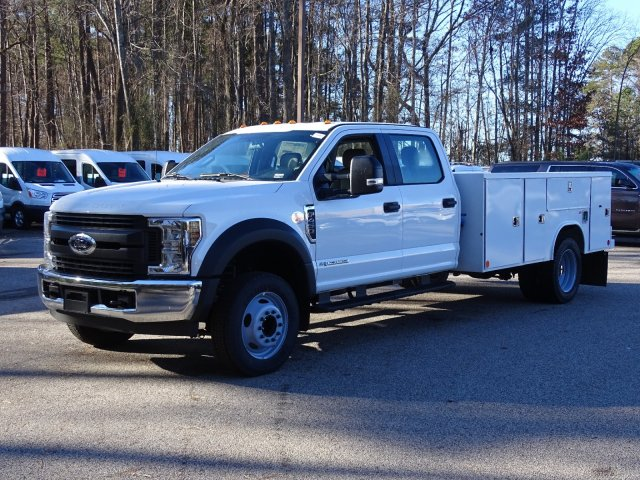 2019 F-450 Crew Cab DRW 4x2,  Reading Service Body #T989552 - photo 6