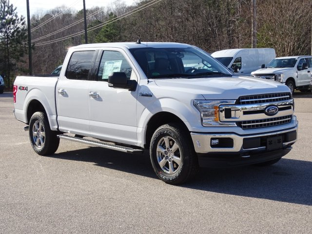 2019 F-150 SuperCrew Cab 4x4,  Pickup #T989573 - photo 3
