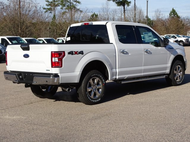 2019 F-150 SuperCrew Cab 4x4,  Pickup #T989573 - photo 5