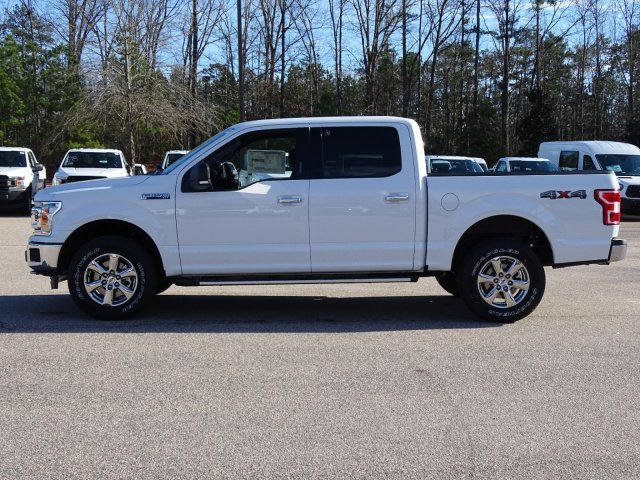 2019 F-150 SuperCrew Cab 4x4,  Pickup #T989573 - photo 7