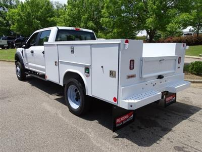 Reading Utility Body >> New 2019 Ford F 450 Service Body For Sale In Cary Nc T989854