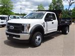 2019 F-450 Super Cab DRW 4x4,  Reading Dump Body #T989857 - photo 1