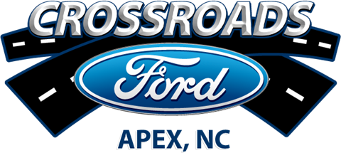 CrossRoads Ford Cary logo