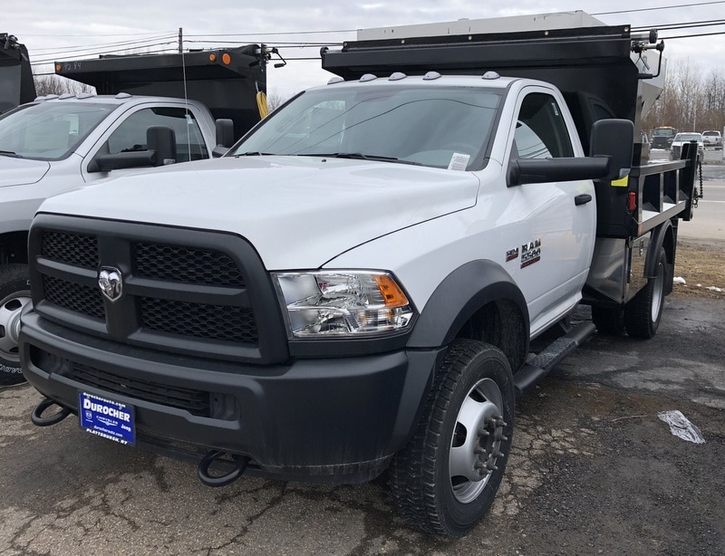 2016 Ram 5500 Regular Cab DRW 4x4, Iroquois Dump Body #T16264 - photo 14