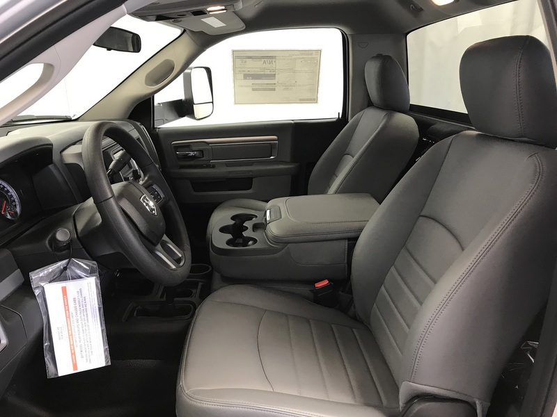 2017 Ram 3500 Regular Cab DRW 4x4, Cab Chassis #T17224 - photo 11