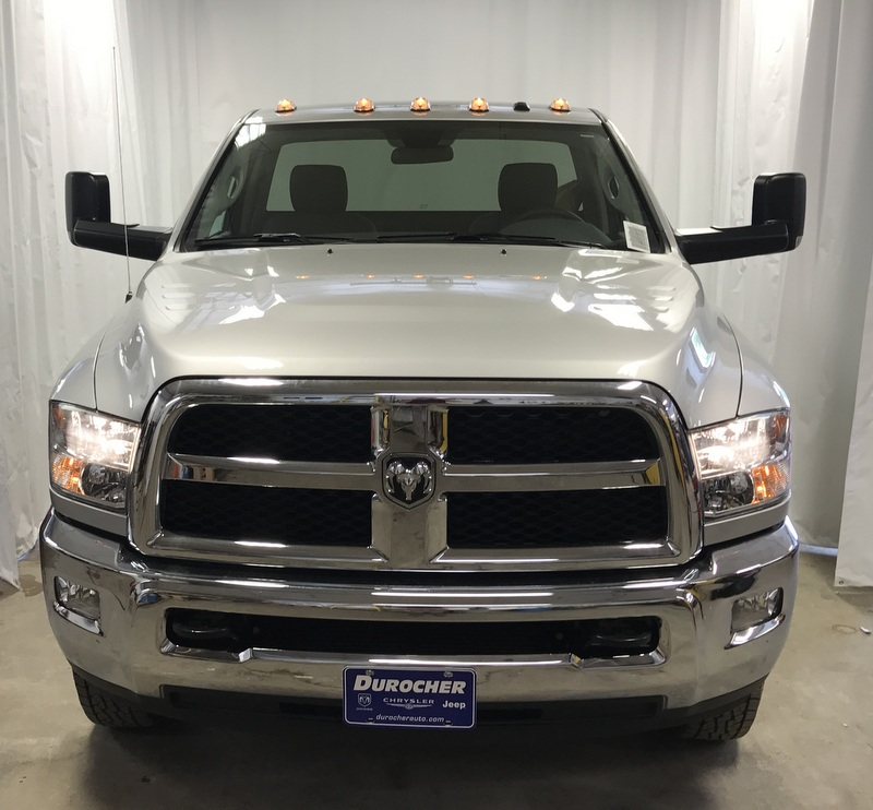 2017 Ram 3500 Regular Cab DRW 4x4, Cab Chassis #T17224 - photo 7