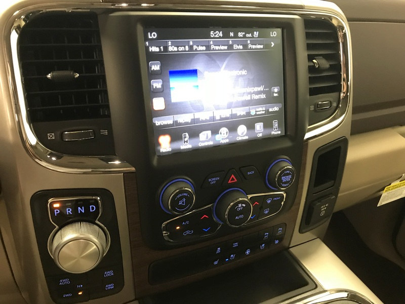 2017 Ram 1500 Crew Cab 4x4 Pickup #T17295 - photo 15