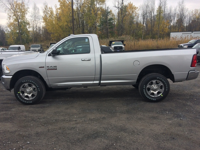 2017 Ram 3500 Regular Cab 4x4, Pickup #T1756 - photo 3