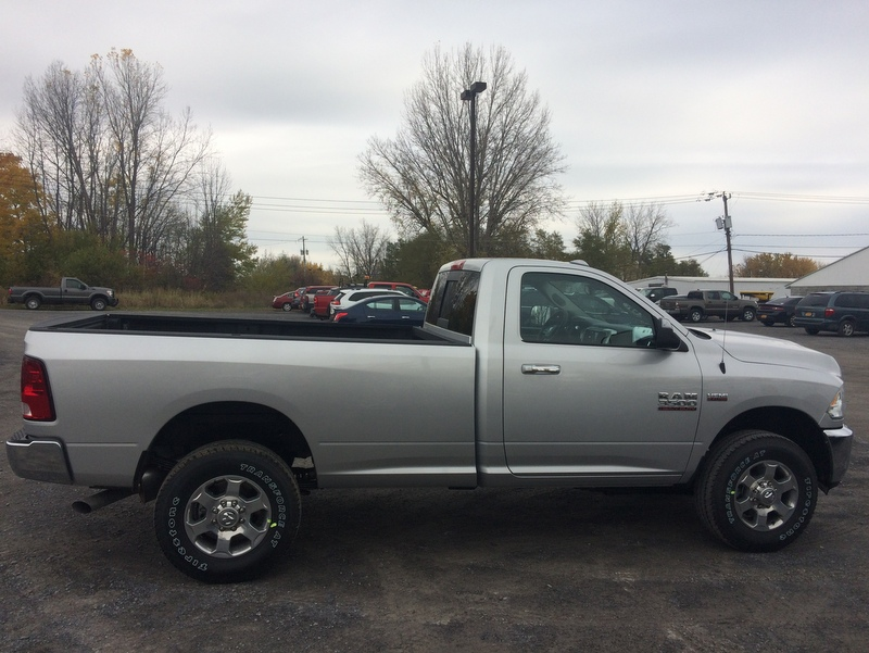 2017 Ram 3500 Regular Cab 4x4, Pickup #T1756 - photo 6