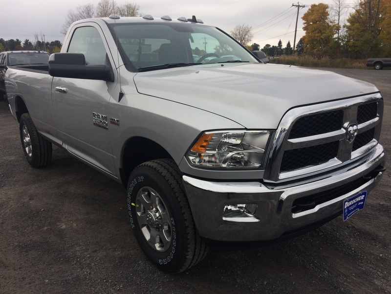 2017 Ram 3500 Regular Cab 4x4, Pickup #T1756 - photo 7