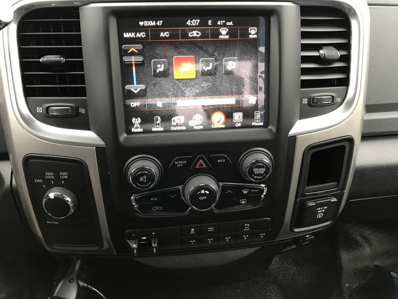 2017 Ram 3500 Regular Cab 4x4, Pickup #T1763 - photo 10