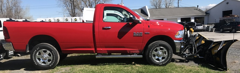 2017 Ram 3500 Regular Cab 4x4, Pickup #T1763 - photo 4