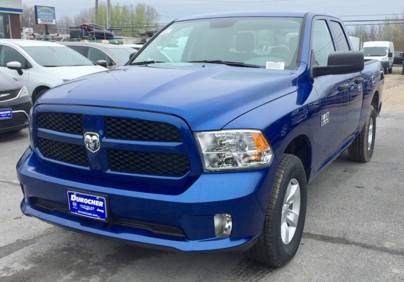 2018 Ram 1500 Quad Cab 4x4, Pickup #T18115 - photo 1