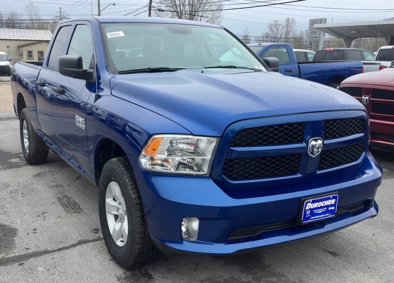2018 Ram 1500 Quad Cab 4x4, Pickup #T18115 - photo 4