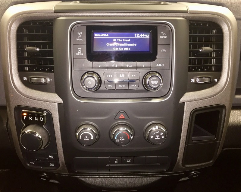 2018 Ram 1500 Quad Cab 4x4,  Pickup #T18116 - photo 11