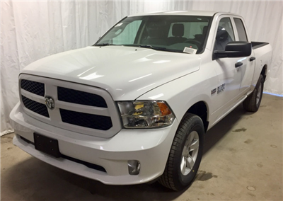 2018 Ram 1500 Quad Cab 4x4,  Pickup #T18116 - photo 1