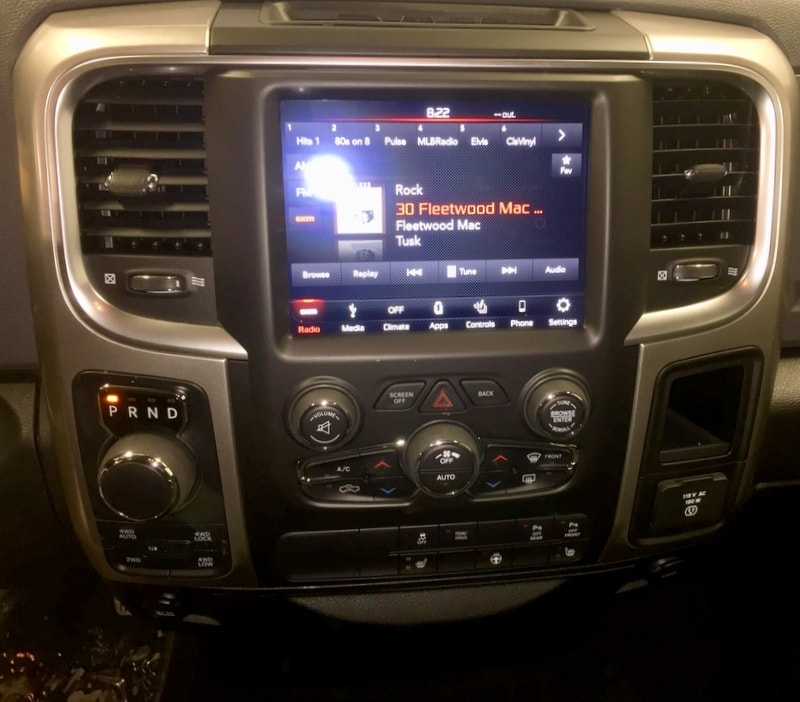 2018 Ram 1500 Quad Cab 4x4,  Pickup #T18117 - photo 10