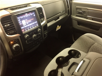 2018 Ram 1500 Quad Cab 4x4,  Pickup #T18117 - photo 9