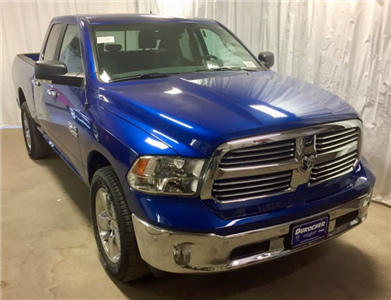 2018 Ram 1500 Quad Cab 4x4,  Pickup #T18117 - photo 4