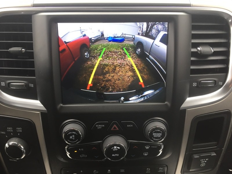 2018 Ram 2500 Mega Cab 4x4,  Pickup #T18134 - photo 12