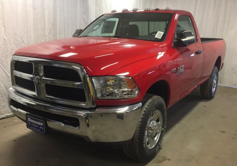 2018 Ram 3500 Regular Cab 4x4, Pickup #T18144 - photo 1