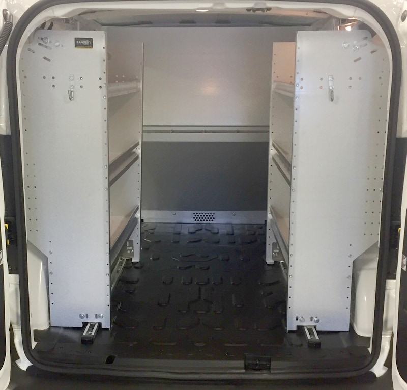 2018 ProMaster City FWD,  Ranger Design General Service Upfitted Cargo Van #T18145 - photo 2
