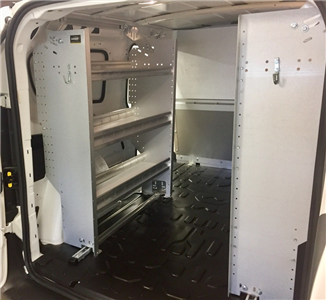 2018 ProMaster City FWD,  Ranger Design General Service Upfitted Cargo Van #T18145 - photo 16