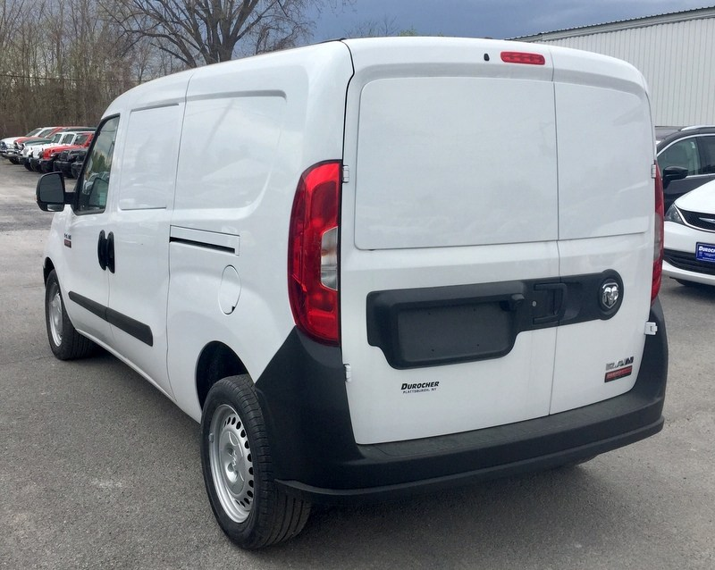 2018 ProMaster City FWD,  Empty Cargo Van #T18146 - photo 3