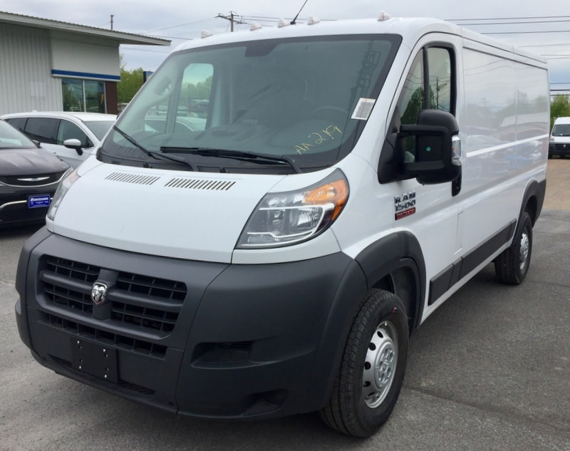 2018 ProMaster 1500 Standard Roof, Cargo Van #T18151 - photo 1