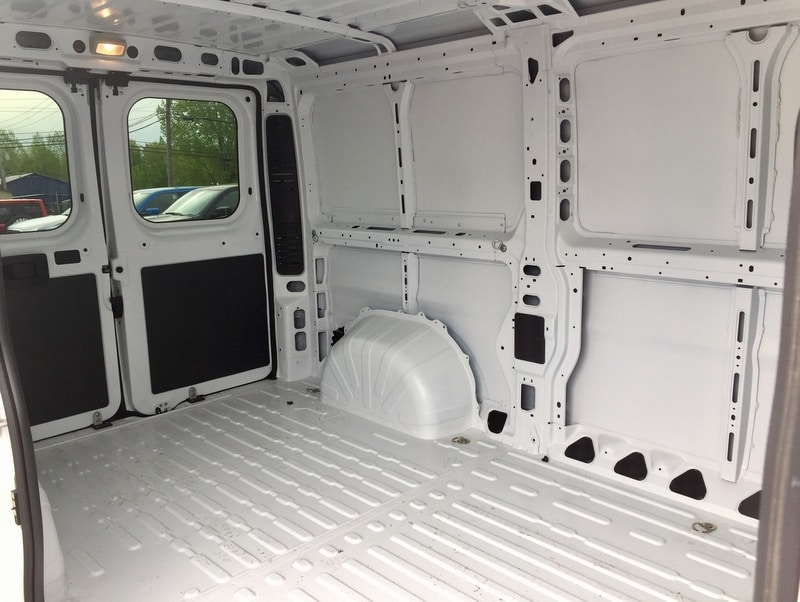 2018 ProMaster 1500 Standard Roof 4x2,  Empty Cargo Van #T18151 - photo 13