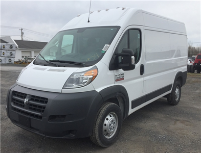 2018 ProMaster 1500 High Roof,  Empty Cargo Van #T18152 - photo 1