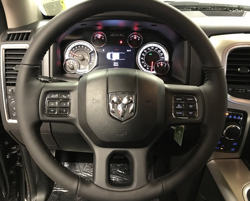 2018 Ram 1500 Crew Cab 4x4 Pickup #T1816 - photo 12