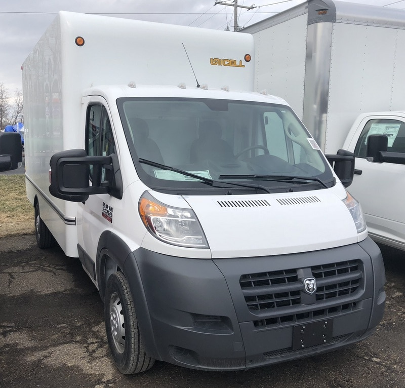 2018 ProMaster 3500 Standard Roof 4x2,  Unicell Cutaway Van #T18170 - photo 4
