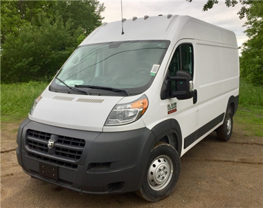 2018 ProMaster 1500 High Roof 4x2,  Empty Cargo Van #T18191 - photo 1