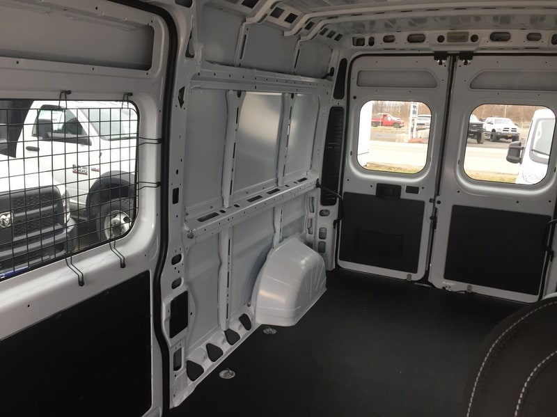 2018 ProMaster 2500 High Roof, Cargo Van #T18192 - photo 9