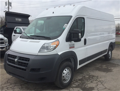 2018 ProMaster 2500 High Roof, Cargo Van #T18192 - photo 1