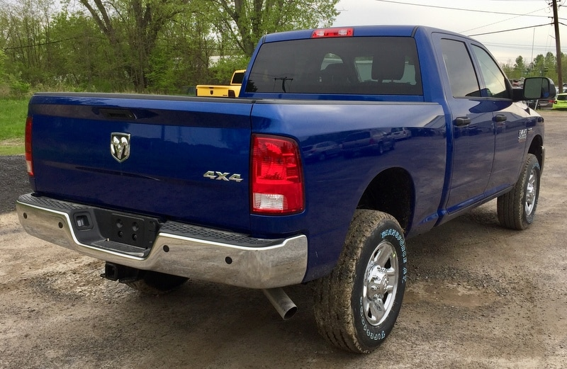 2018 Ram 2500 Crew Cab 4x4,  Pickup #T18195 - photo 3