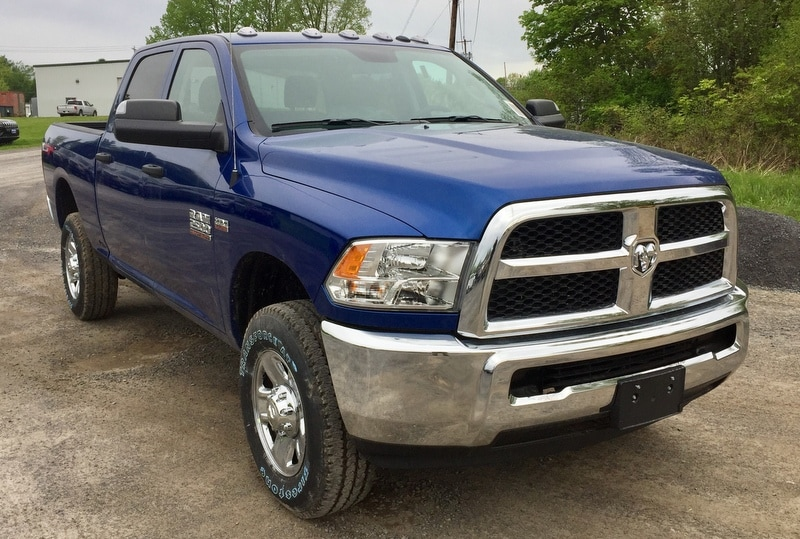 2018 Ram 2500 Crew Cab 4x4,  Pickup #T18195 - photo 4