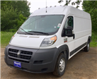 2018 ProMaster 2500 High Roof 4x2,  Ranger Design Upfitted Cargo Van #T18199 - photo 1