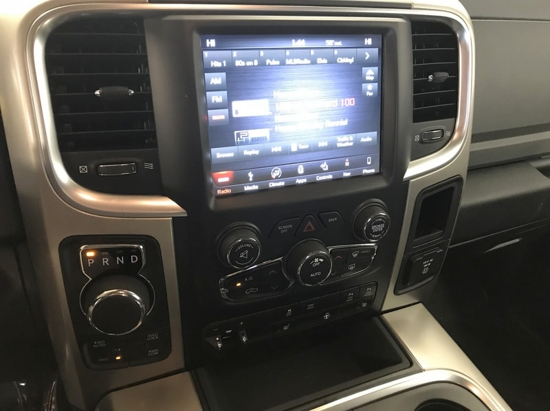 2018 Ram 1500 Crew Cab 4x4 Pickup #T1821 - photo 12