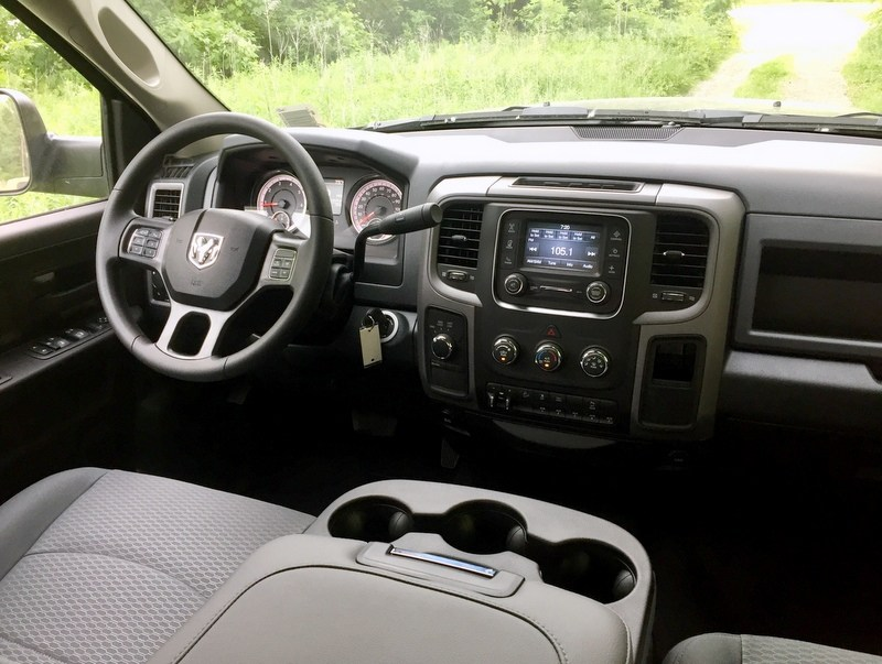 2018 Ram 2500 Crew Cab 4x4,  Pickup #T18220 - photo 15