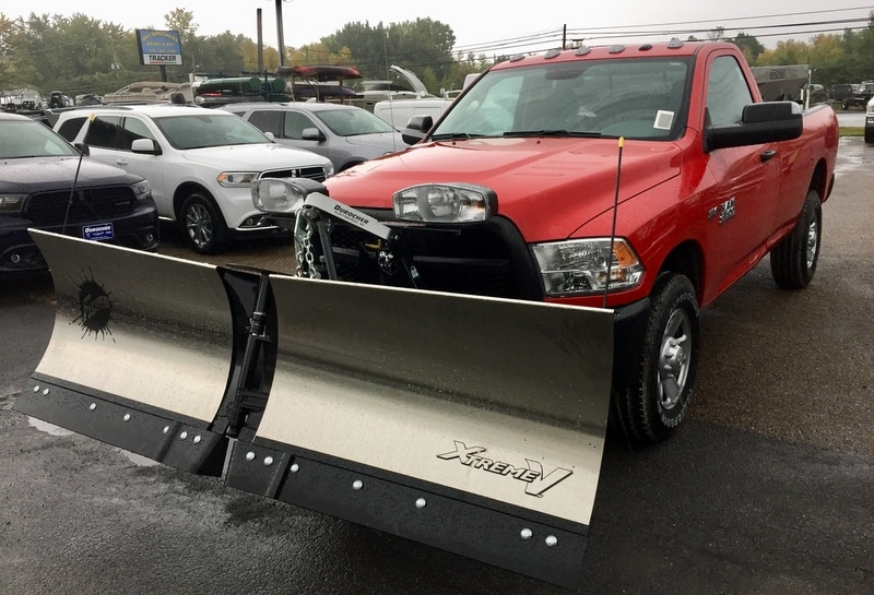 2018 Ram 2500 Regular Cab 4x4,  Fisher Snowplow Pickup #T18221 - photo 1